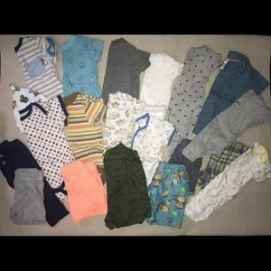 Boys 9 months bundle